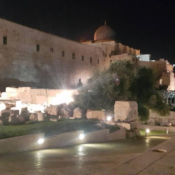 סיור סליחות ברובע היהודי בירושלים, 106il תרבות