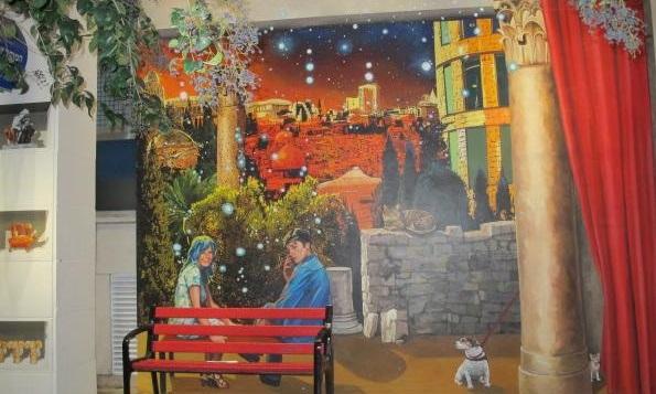 פסטיבל 'שאון חורף' 2016 בירושלים, אירוע חם לערב קר