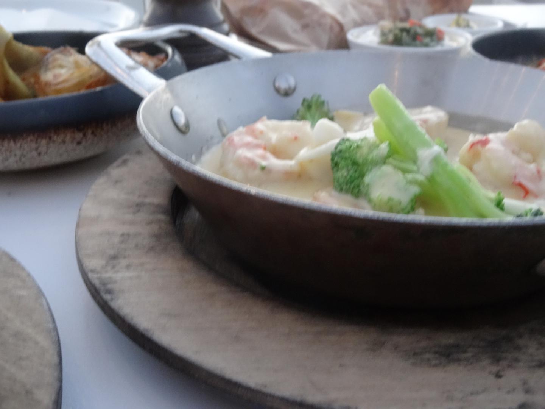תפריט און ושלטון במסעדת יוליה נמל תל אביב , מסעדת השבוע 106il ישראל לייף סטייל מגזין