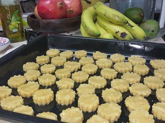 המלצת השבוע: עוגיות חמאה ושקדים בהשראת יונית צוקרמן
