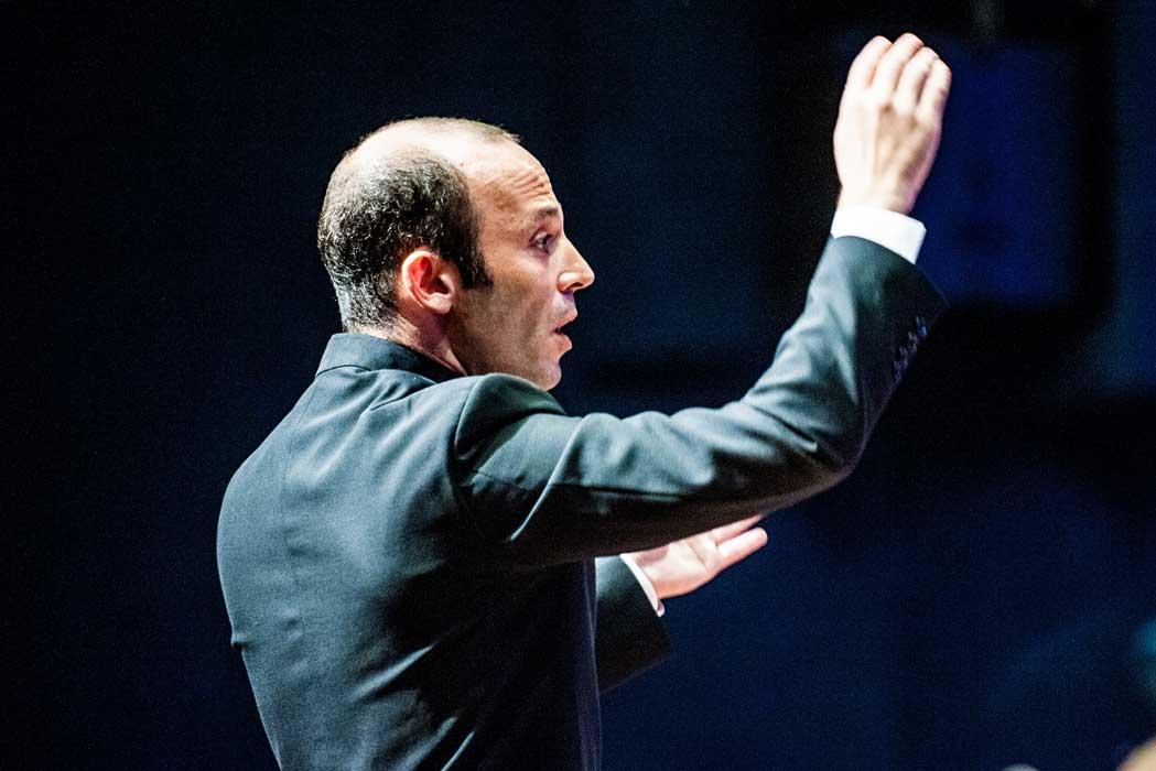 התזמורת הקאמרית הישראלית.