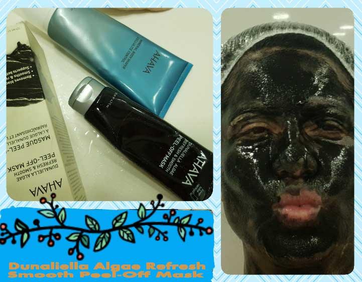 Dunaliella Algae Refresh & Smooth Peel-Off Mask- AHAVA