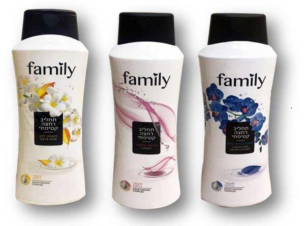 פמילי Family דנשר חדש על המדף צילום: מזי עפרוני