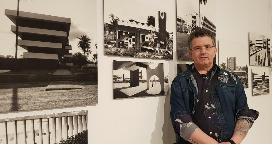 אריאל שרון התערוכה של אדריכל המדינה