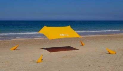 אוהל לים SOLEY מבית קל גב