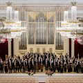 St.-Petersburg,Philharmoni התזמורת הסימפונית סט פטרבורג