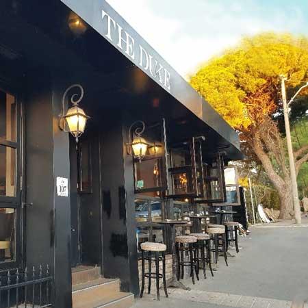 מסעדה ובר הדיוק irish bar & kitchen