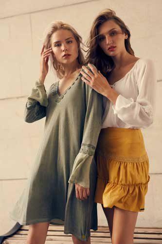 מותג האופנה FIVE USעיצוב: שלומי רחימי' קולקציית חורף 2018-19