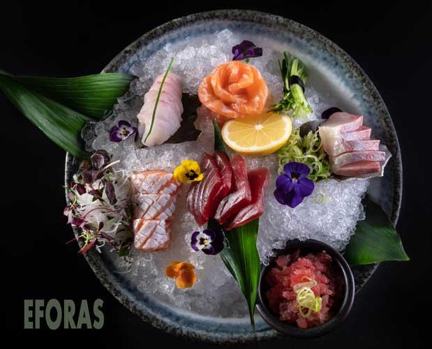 "SEFORA ספורה, בר אוכל יפני. צילום: יח""צ"