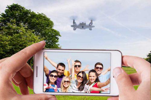 רחפן הצילום המצאה ישראלית למותג העולמי אפל, להשיג ברשת איי דיגיטל