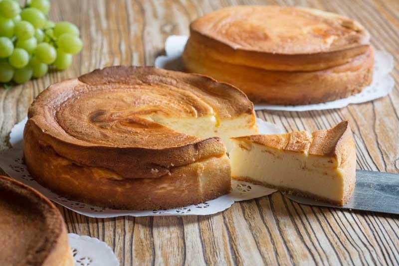 """מתכון לעוגת גבינה, צילום: יח""""צ באדיבות טאטי"""