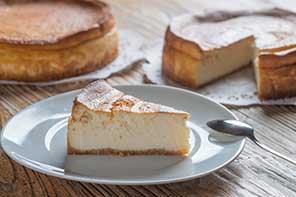מתכון לעוגת גבינה – טאטי בייקרי שף קונדיטורית עפרי גרינהוט