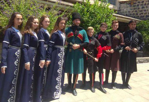 תיירות ותרבות הצ'רקסים בכפר כמא