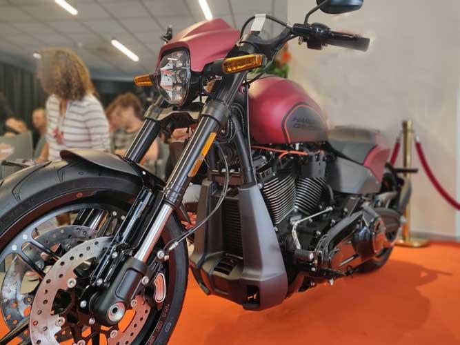 """חנות הקונספט של ענקית האופנועים והביגוד האמריקנית הארלי דוידסון בת""""א!"""