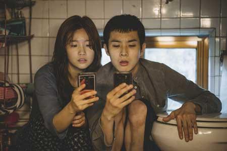 פרזיטים,PARASITEA Film by Bong Joon-ho