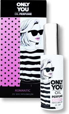 המלצה של רות, oil-perfum body-lotion. only you ג'ויה קוסמטיקס