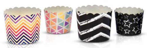 sano-cakes תבניות לעוגות מנייר של סנו