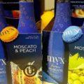 FUSION MYX, יינות קלים, MYX FUSION, משקה אלכוהול קליל, יין בטעמים,